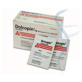 Dolcopin 1 G 1 G 30 Sobres Polvo