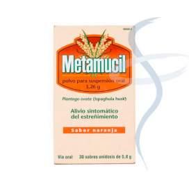 Metamucil 3.26 G 30 Sobres Polvo