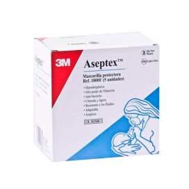Mascarilla Proteccion Aseptex 5 U EN