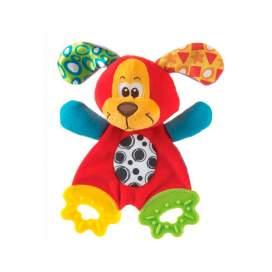 Playgro Mantita Mordedor Perrito Pooky