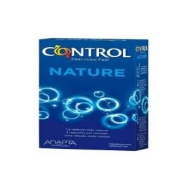 Control Adapta Nature Preservativos 3U