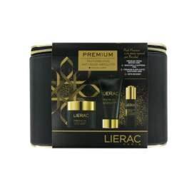 Lierac Premium Neceser Crema Sedosa 50Ml+Mascarilla75Ml+Elixir30Ml