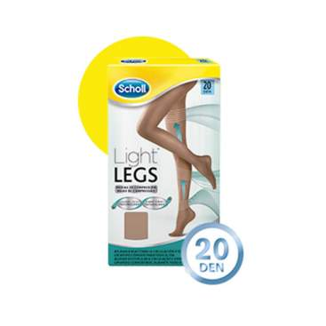 scholl light legs compression tights 20 den flesh colored. Black Bedroom Furniture Sets. Home Design Ideas