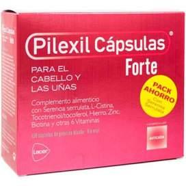 Pilexil Capsulas Forte Cabello y Uñas 150 Capsulas