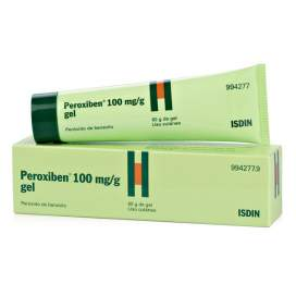 Peroxiben 100 Mg/G Gel Topico 60 G