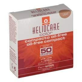 Heliocare Compacto Oil Free SPF50 Light 10G