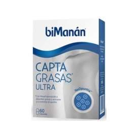 Bimanan Captagrasas Ultra 60 Capsulas