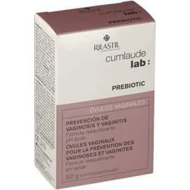 Rilastil Cumlaude Lab: Prebiotic 10 Ovulos Vaginales