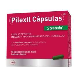 Pilexil Capsulas Strensia 100 Capsulas