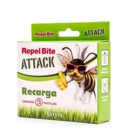 Repel Bite Attack Recambio 2 Ud