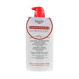 Eucerin PH5 Locion Hidratante Ultraligera 400Ml