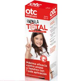 OTC Antipiojos Formula Total 125Ml