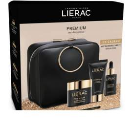 Lierac Premium Crema Sedosa 50Ml + Mascarilla 75Ml + Serum 30Ml+ Neceser
