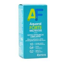 Aquoral Forte Multidosis Gotas Oftalmicas 10Ml