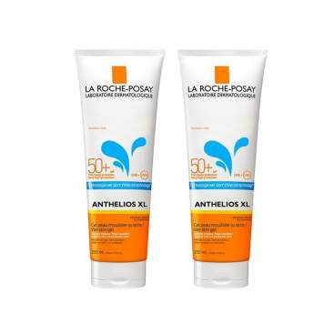 La Roche Posay Anthelios Xl Spf 50+ Gel Wet Skin Duplo 2X250Ml