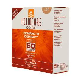 Heliocare Compacto SPF50 Light 10G