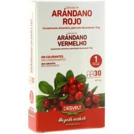 Desvelt Arandano Rojo 600Mg 30 Capsulas
