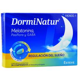 Melatomidina Comp Liberacion Prolongada 1.85 30 Comp