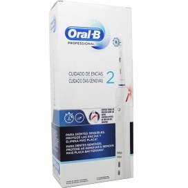 Oral B Cepillo Dental Electrico Professional 2 Cuidado De Encias