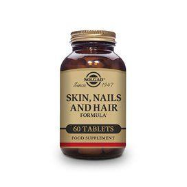 Solgar Skin Nails And Hair 60 Comprimidos