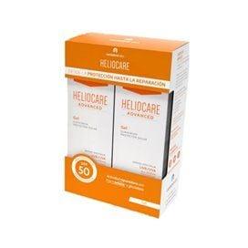 Heliocare Advance Gel Spf 50 2x200Ml Duplo