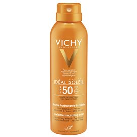 Vichy Capital Soleil Spray Transparente Tacto Seco SPF50+ 200ml