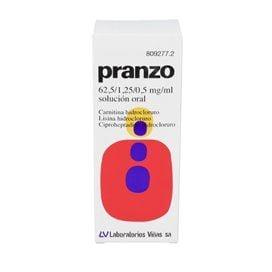 Pranso Solucion Oral 200Ml