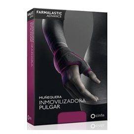 Farmalastic Muñequera Inmovilizadora Pulgar Advance T- 2