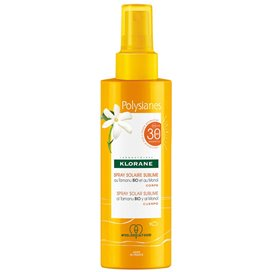 Klorane Polysianes Spray Solar Sublime Spf 30 200Ml