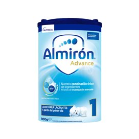 Almiron Advance+ Pronutra 1 Polvo 800 G