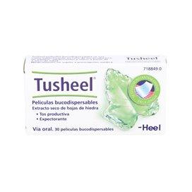 Tusheel 30 Peliculas Bucodispersables