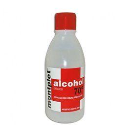 Alcohol Montplet 70º 250Ml