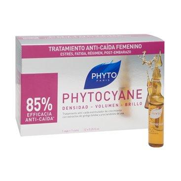 Phytocyane Cuidado antiqueda redensificante 12 Ampolas