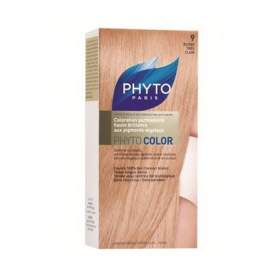 Phytocolor 9 Rubio Muy Claro Kit Color