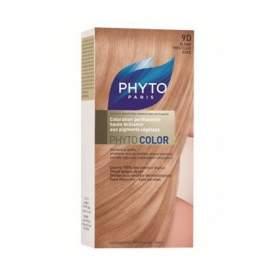 Phytocolor 9D Rubio Muy Claro Dorado Kit Color