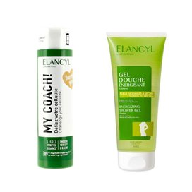Elancyl My Coach 200Ml + Gel Ducha Energizante 200Ml