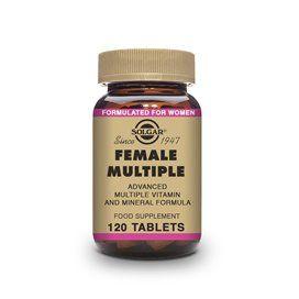 Solgar Female Multiple 120 Tabletas