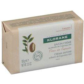 Klorane Jabon Crema Fleur De Cupuaçu 100 G