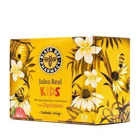 Black Bee Jalea Kids Equinacea 20 Viales