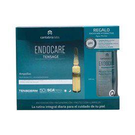 Endocare Tensage 20 Ampollas + Agua Micelar 100Ml