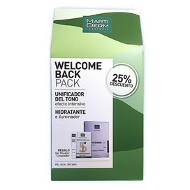 Martiderm Welcome Back Pack Unificador Del Tono